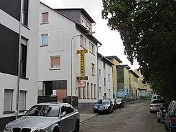 Thielenstraße in Frankfurt am Main