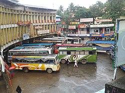Thiruvambady Bus Stand