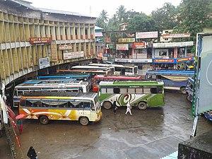 Thiruvambady - Thiruvambady Bus Stand