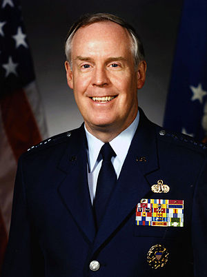 Thomas S. Moorman Jr. - General Thomas S. Moorman Jr.