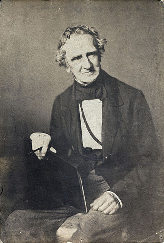 Thomas Sully - Thomas Sully in 1869