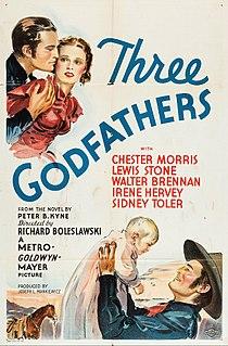 <i>Three Godfathers</i> (1936 film) 1936 film by Richard Boleslawski