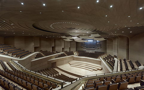 Tianjin Grand Theater Concert Hall