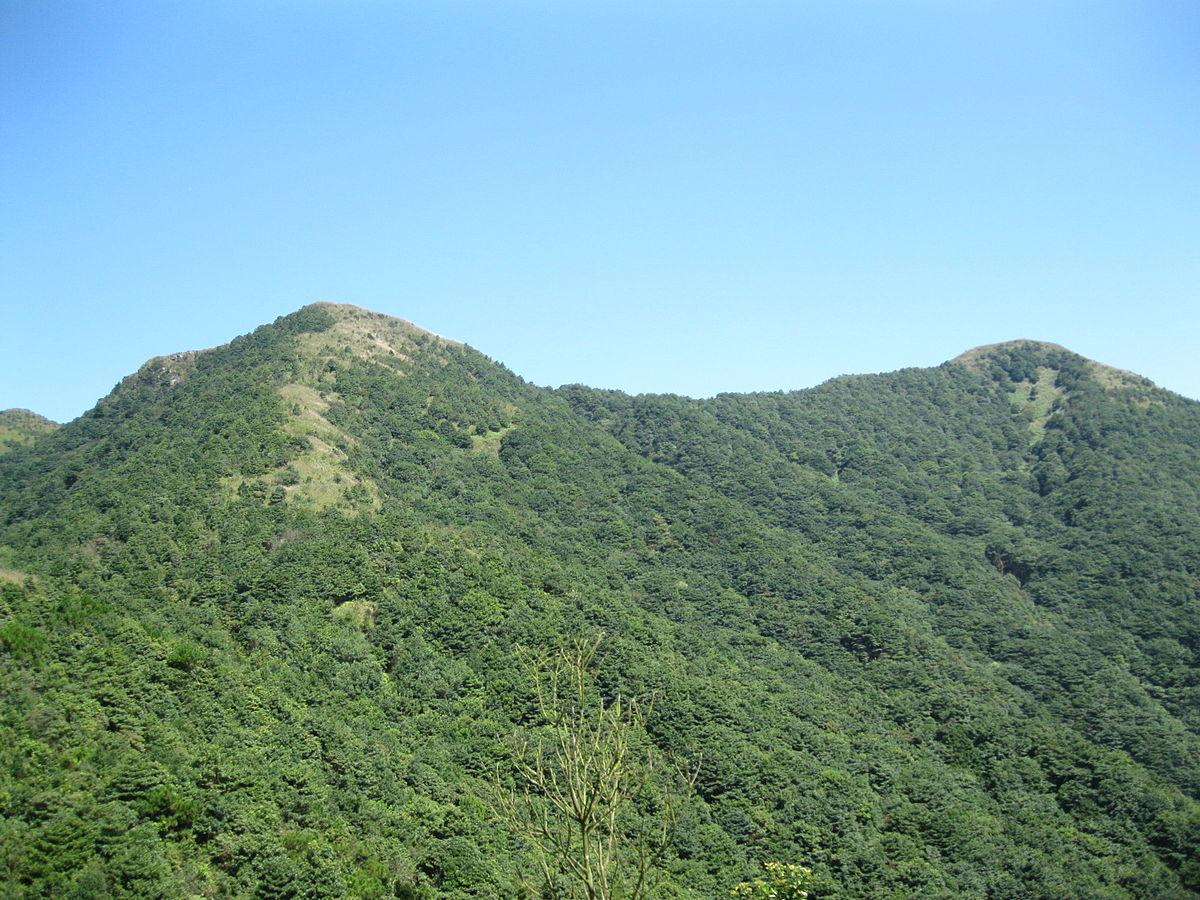 Px Tiantang Peak