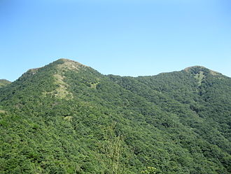 Guangzhou - Tiantang Peak, highest mountain in Guangzhou