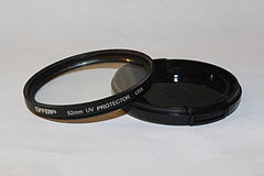 Tiffen 52mm UV filter.JPG