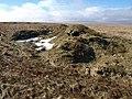 Tinner's mound near Ryder's Hill - geograph.org.uk - 1181942.jpg