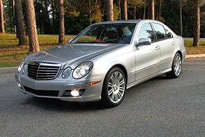 Tino Rossini's Reviews - 031 - 2007 Mercedes-Benz E350.jpg