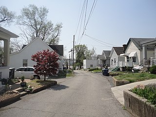 Cheltenham, St. Louis Neighborhood of St. Louis in Missouri, United States