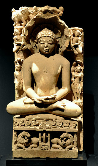 Linden Museum - Image: Tirthankara Parsvanatha Linden Museum SA 01727 L