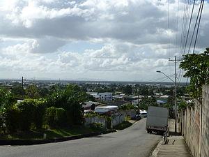 Barataria, Trinidad and Tobago - Image: Tn T Po S Barataria
