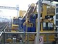 Tokaido Shinkansen Kyoto station railway track maintenancea line 03.jpg
