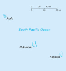 Tokelau Simple English Wikipedia The Free Encyclopedia - Tokelau map