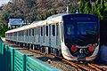 Tokyu 6020 series Jimmuji Station 20171226.jpg