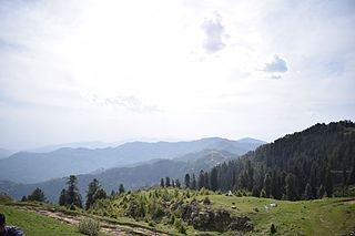 Poonch District, Pakistan District in Pakistan