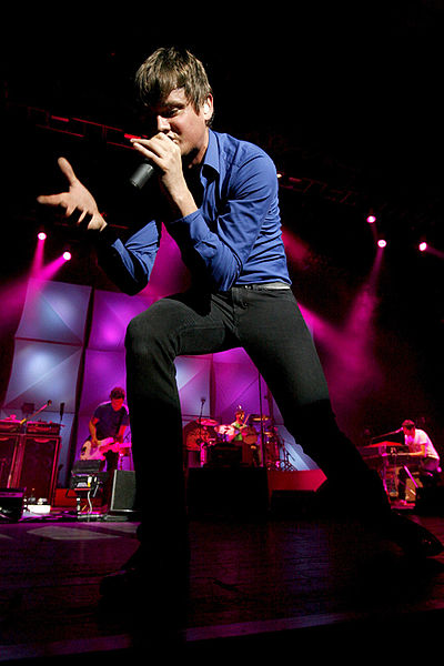 Picture of a band or musician: Tom Chaplin