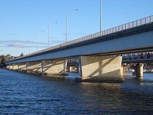 Tom Uglys Bridge - Image: Tom Uglys Bridge