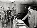 Toma de posesión del secretario general de la Presidencia. Pool Moncloa. 1 de septiembre de 1986.jpeg