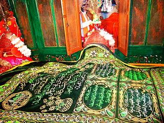 Qadir Bux Bedil - Mazar (Tomb) of Hazrat Qadir Bux Bedil