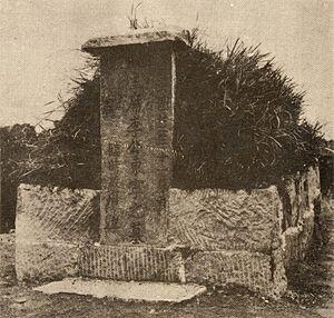 Yi Dong-nyeong - Tomb of Yi Dong-nyung in Qijiang County, Chongqing