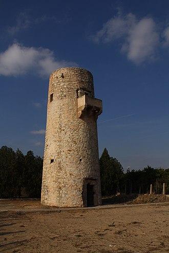 Tavernes de la Valldigna - Torre de Guaita