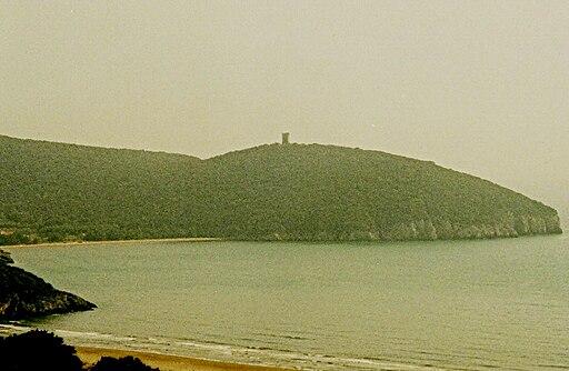 Torre di Cala di Forno (GR)