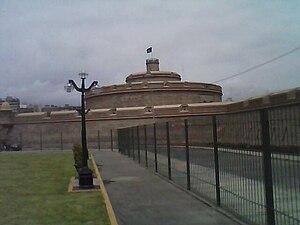 Real Felipe Fortress - Image: Torreondelrey realfelipe