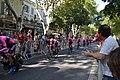 Tour d'Espagne - stage 1 - course manzana postobon.jpg