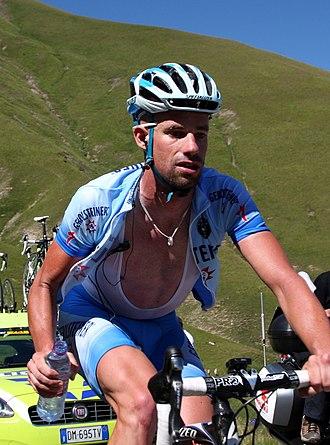 Stefan Schumacher - Schumacher at the 2008 Tour de France