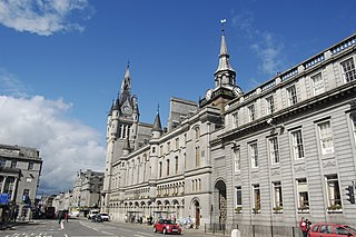 Aberdeen City Council Place in Scotland