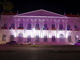 Esperanza, Santa Fe - City Hall, Esperanza, Santa Fe.