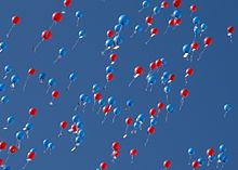 Toy balloons red and blue.jpg