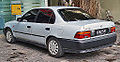 Toyota Corolla SE-G 1.6 (quarter back left), Kuta.jpg