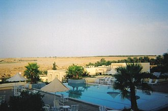 Tozeur - Sahara around Tozeur