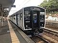 Train of Kashii Line at Kashii Station 11.jpg