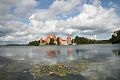 Trakai castle in summer.jpg