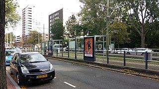 Dedemsvaartweg RandstadRail station RandstadRail station