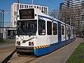 Tramlijn 24 eindhalte De Boelelaan, foto 2.JPG