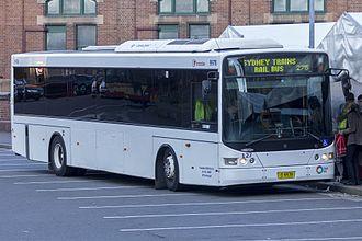 Transdev Australasia - A Transdev NSW rail bus