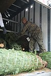 Trees for Troops spreads Christmas cheer at Cherry Point 141211-M-SR938-004.jpg