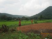 Tribes and nature of Galudi, jharkhand, india.jpg