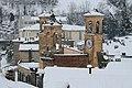 Tribuna sotto la neve vista da Vicolo Aldo Celli.jpg