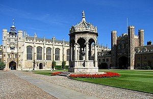 Universities in the United Kingdom - Trinity College, Cambridge