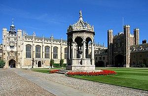 University of Cambridge cover