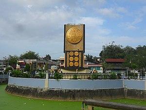 Balikpapan - Tugu Adipura (Verse Monument)