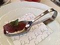 Tuna tartare amuse bouche - Fiola DC - Sarah Stierch.jpg