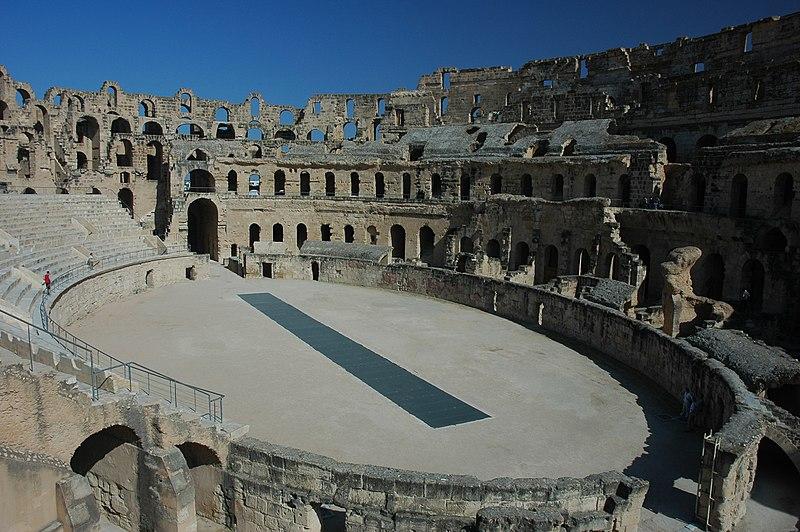 Anfiteatro de Djem