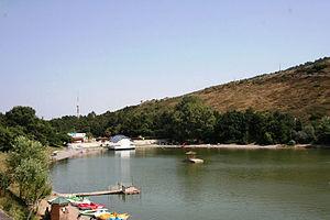 Turtle Lake (Tbilisi) - Image: Turtle Lake, Tbilisi (1)