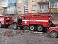 Tushenie podvala Naberezhnaya 54a, Koryazhma 8.04.2010 (19).JPG