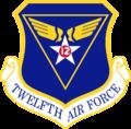 Twelfth Air Force - Emblem.png
